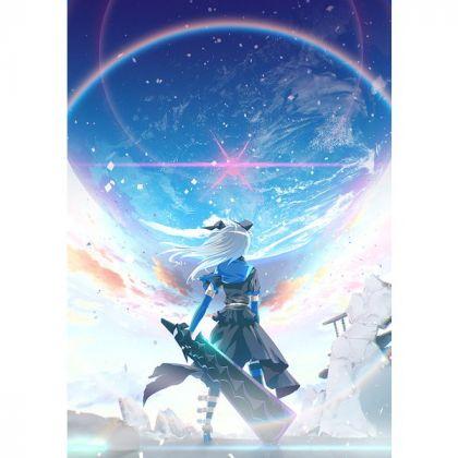 GEMDROPS - COGEN : Otori Kohaku to Koku no Ken (Sword of Rewind) for Sony Playstation PS4