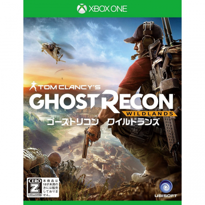 UBISOFT Tom Clancy's Ghost Recon Wildlands MICROSFOT XBOX ONE