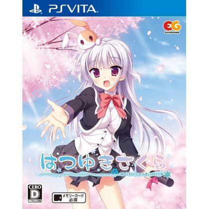 ENTERGRAM Hatsuyuki Sakura SONY PS VITA