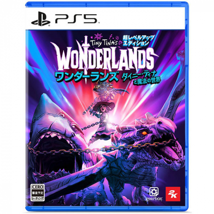 Take Two Interactive Japan - Tiny Tina's Wonderlands for Sony Playstation PS5