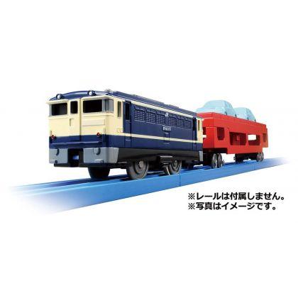 TAKARA TOMY - Plarail S-34 Car Carrier Train