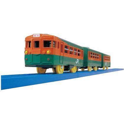 TAKARA TOMY -  Plarail S-34 -  Tokai model 165 Series Express Train