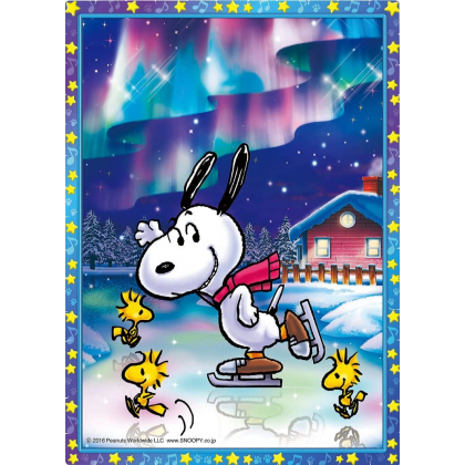 BEVERLY - PEANUTS: Under the Northern Lights - 165 Piece Jigsaw Puzzle Crystal CJP-045