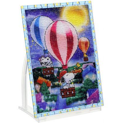 BEVERLY - SNOOPY : Aventure dans le ciel étoilé - Jigsaw Puzzle Cristal 165 pièces CJP-035