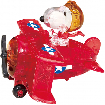 BEVERLY - SNOOPY Flying Ace - 40 Piece Jigsaw Puzzle Crystal 50182