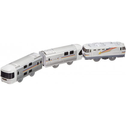 TAKARA TOMY -  Plarail S-41- Cassiopeia Series Express Sleeping Train