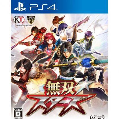 KOEI TECMO GAMES Musou Stars SONY PS4