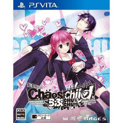 5PB Chaos Child Love Chu Chu!! SONY PS VITA