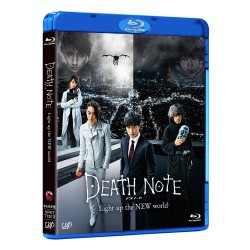 DEATH NOTE  Light up the NEW world Blu-ray Disc