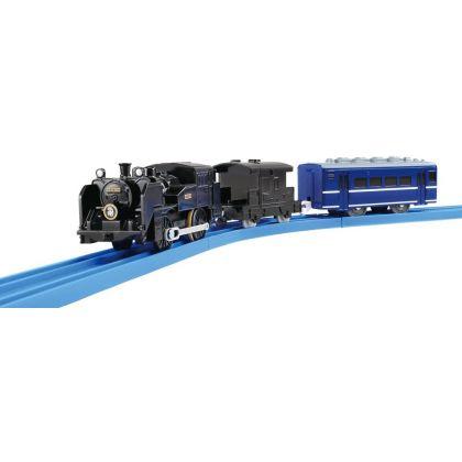 TAKARA TOMY - Plarail S-51 Locomotive à Vapeur SL Taiju