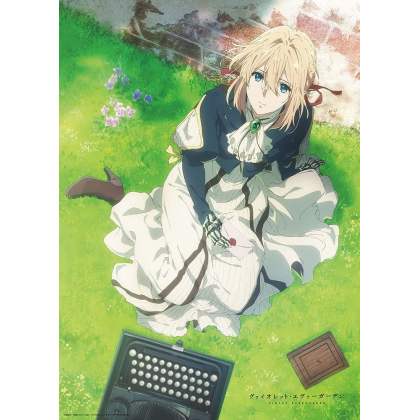 BEVERLY - VIOLET EVERGARDEN Jigsaw Puzzle 600 pièces 66-195