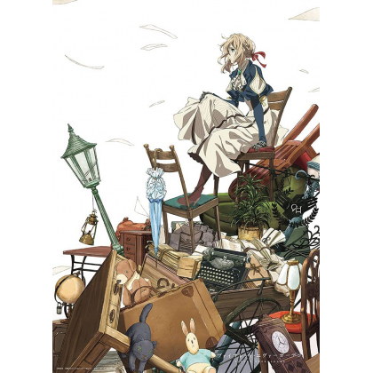 BEVERLY - VIOLET EVERGARDEN Jigsaw Puzzle 600 pièces 66-194