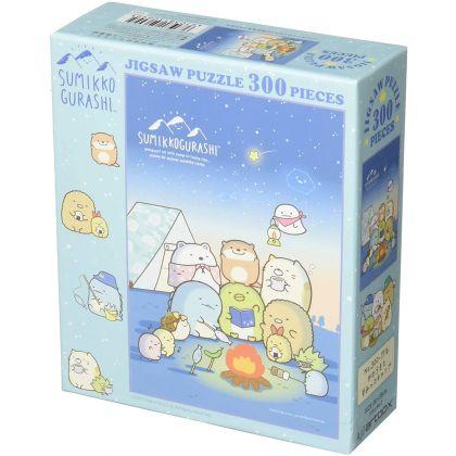 ENSKY - SUMIKKO GURASHI: Camping - 300 Piece Jigsaw Puzzle 300-1716