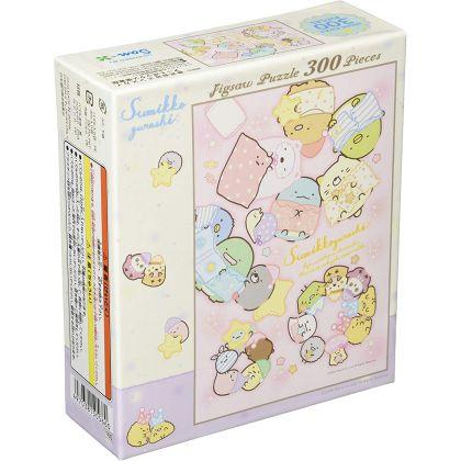 ENSKY - SUMIKKO GURASHI: Good Night - 300 Piece Jigsaw Puzzle 300-1580