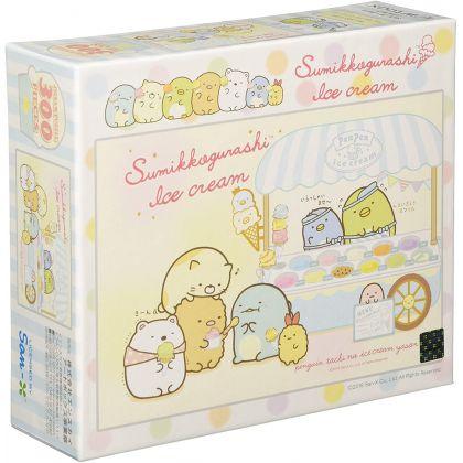 ENSKY - SUMIKKO GURASHI: Ice Cream - Jigsaw Puzzle 300 pièces 300-1354
