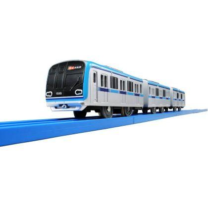 TAKARA TOMY - Plarail S-58 - Tokyo Metro Touzai Line 15000 Series