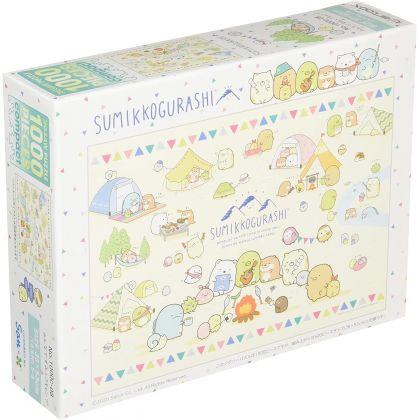 ENSKY - SUMIKKO GURASHI: Camping Together - 1000 Piece Jigsaw Puzzle 1000c-08