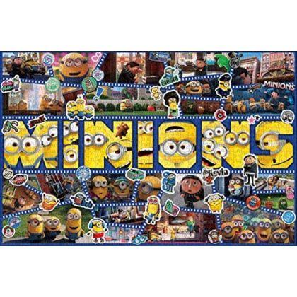 YANOMAN - MINIONS Jigsaw Puzzle 1000 pièces 10-1390