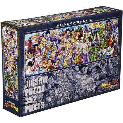ENSKY - DRAGON BALL Z Chronicles II - 352 Piece Jigsaw Puzzle 352-90