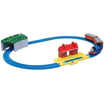 TAKARA TOMY - Plarail Thomas Basic Rail Set