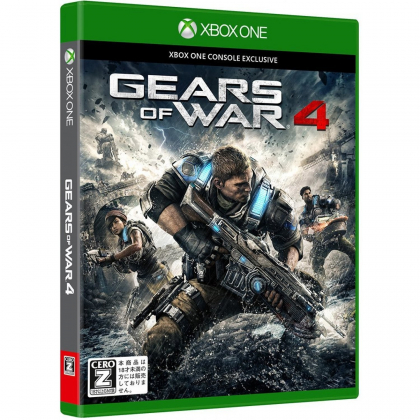 GEARS OF WAR 4 MICROSOFT XBOX ONE