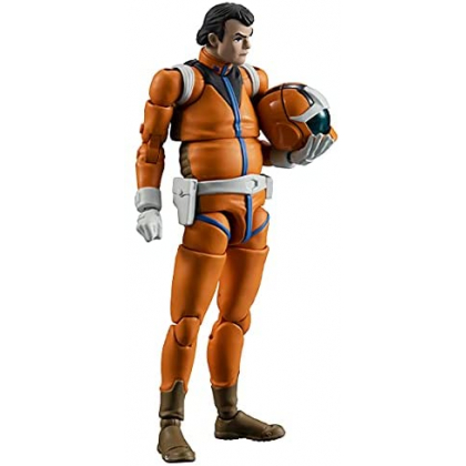 MEGAHOUSE - GMG Mobile Suit Gundam - Earth Federation Force 05 - Normal Suit Soldier Figure