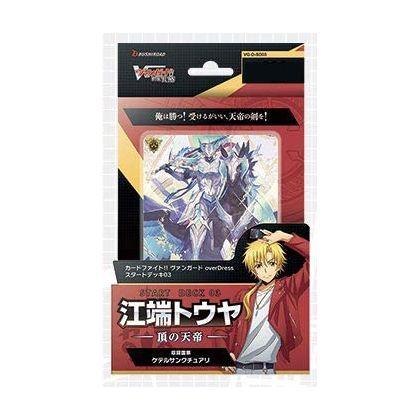 BUSHIROAD - Cardfight!! Vanguard overDress - Start Deck 03 - Tohya Ebata Apex Ruler Pack