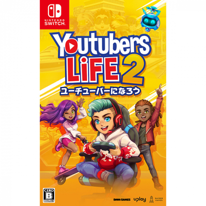 DMM GAMES - Youtubers Life 2 for Nintendo Switch