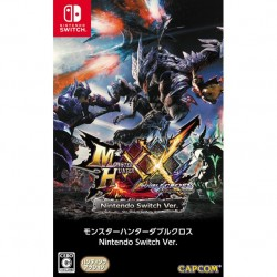 CAPCOM Monster Hunter XX Nintendo Switch Ver.