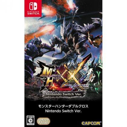 CAPCOM Monster Hunter XX Nintendo Switch Ver.
