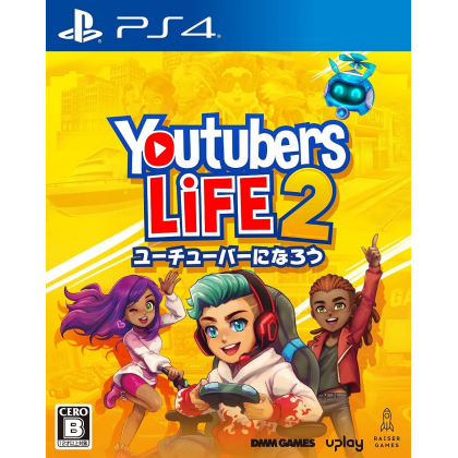 DMM GAMES - Youtubers Life 2 for Sony Playstation PS4