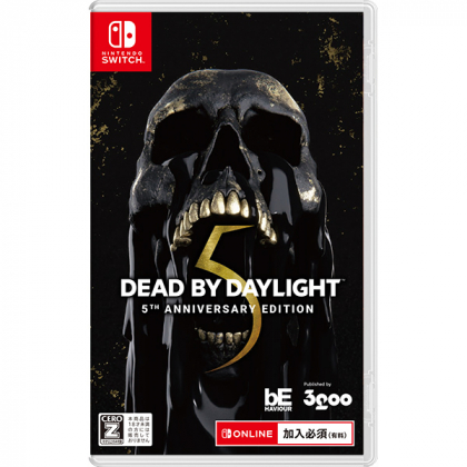 3goo - Dead by Daylight 5th Anniversary Edition for Nintendo Switch