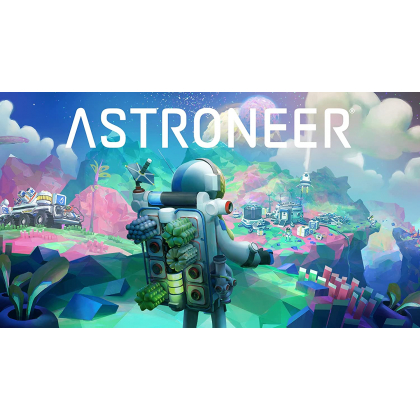 PLAYISM - ASTRONEER for Sony Playstation PS4