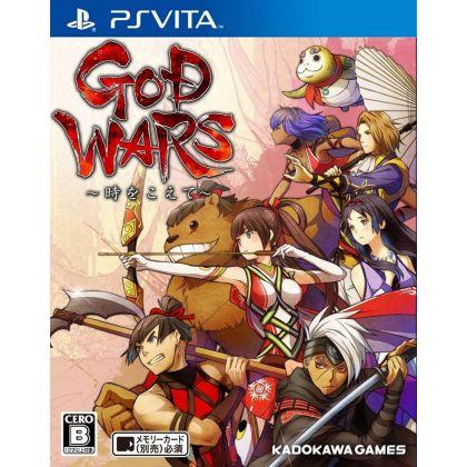 Kadokawa Games God Wars Toki wo Koete PS Vita SONY