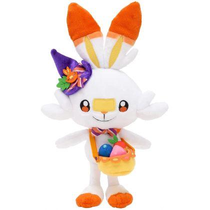 Pokemon Center Original Plush - Pokémon Pumpkin Banquet Hibanny