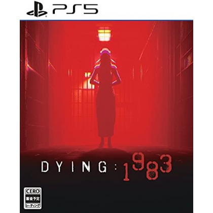 Game Source Entertainment - DYING: 1983 for Sony Playstation PS5