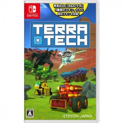 TEYON JAPAN - Terra Tech for Nintendo Switch