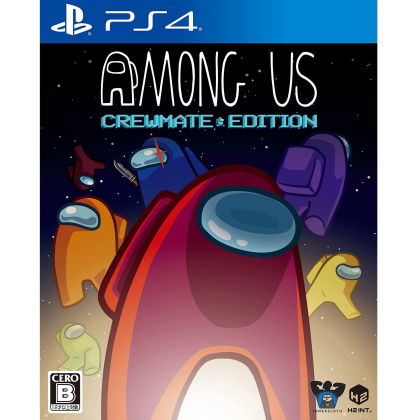 H2 INTERACTIVE - Among Us : Crewmate Edition for Sony Playstation PS4