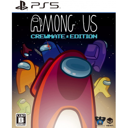 H2 INTERACTIVE - Among Us : Crewmate Edition for Sony Playstation PS5