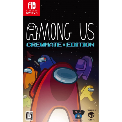 H2 INTERACTIVE - Among Us : Crewmate Edition for Nintendo Switch