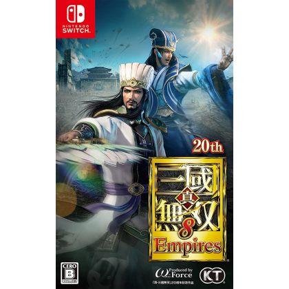 Koei Tecmo Games - Shin Sangoku Musou 8 Empires for Nintendo Switch