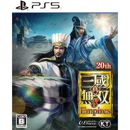 Koei Tecmo Games - Shin Sangoku Musou 8 Empires for Sony Playstation PS5