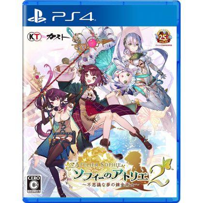 Koei Tecmo Games - Atelier Sophie 2: Fushigina Yume no Renkinjutsushi for Sony Playstation PS4
