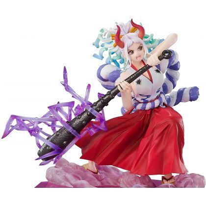 BANDAI - Figuarts Zero One Piece Extra Battle - Yamato Thunder Bagua Figure