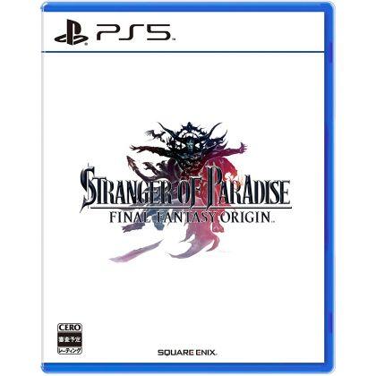 SQUARE ENIX - Stranger of Paradise Final Fantasy Origin for Sony Playstation PS5