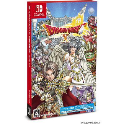 SQUARE ENIX Dragon Quest X Tensei no Eiyuutachi Online for Nintendo Switch