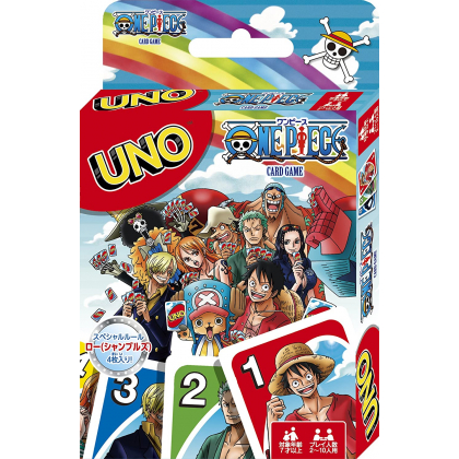 ENSKY - Card Game UNO ONE PIECE