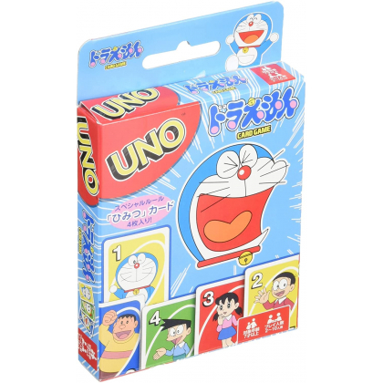 ENSKY - Card Game UNO Doraemon