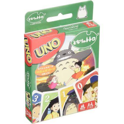 ENSKY - Card Game UNO My Neighbour Totoro