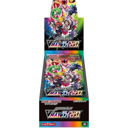 POKEMON CARD Sword & Shield High Class Pack - VMAX Climax BOX